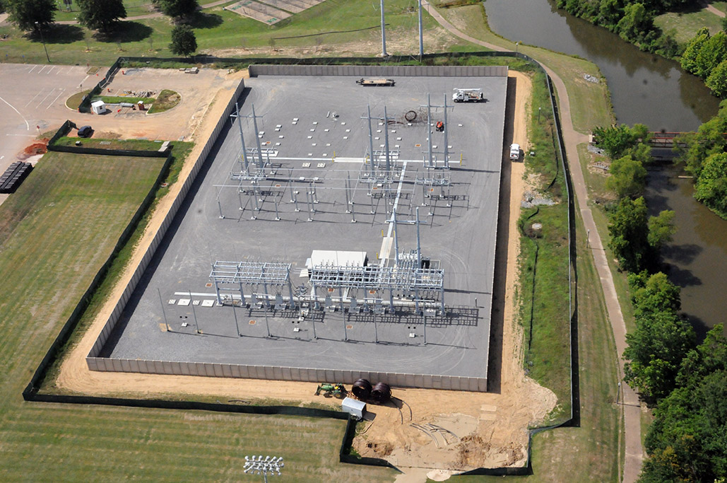 Substations Electric